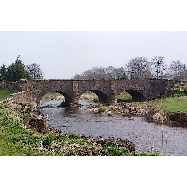 Soulby Bridge Cumbria