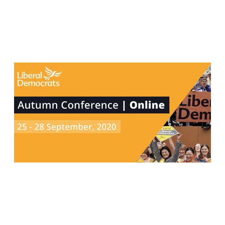 Autumn Conference 2020 will be 100% virtual